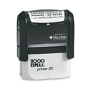 Printer Line Self-Inking Replacement Pads