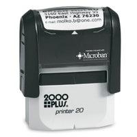 Cosco Printer 20 Self-Inking Stamp