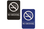 "ADA107_207 - No Smoking ADA Compliant Sign, 6"" x 9"""