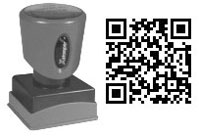 QR_COPY - QR Message Stamp
